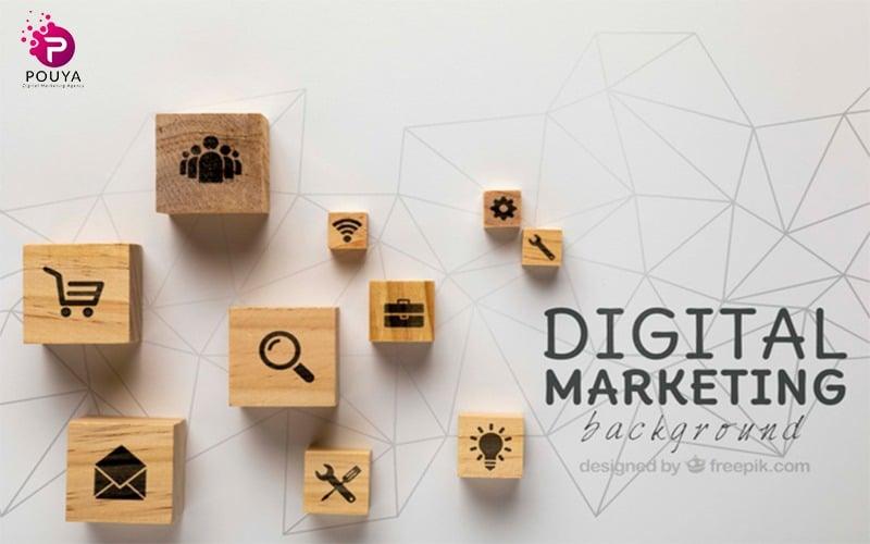 شرکت دیجیتال مارکتینگ در اراک
