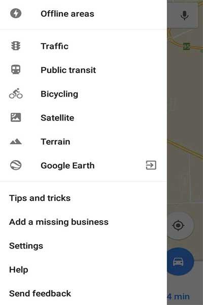 آموزش ثبت آدرس در نقشه گوگل و نمایش در سرچ گوگل (2)