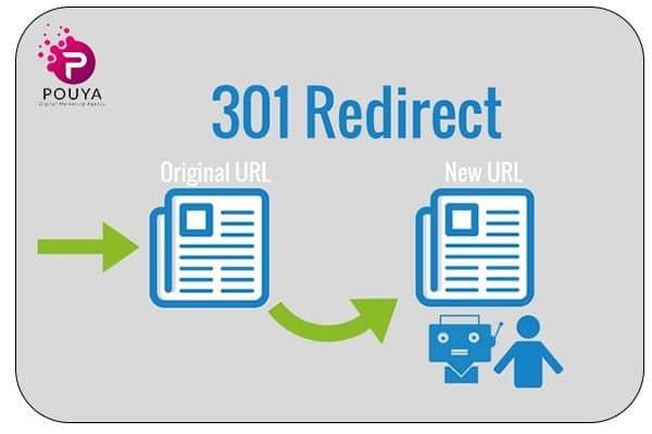 ریدایرکت 301 چیست؟
